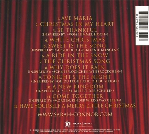 CHRISTMAS IN MY HEART MP3 DOWNLOAD