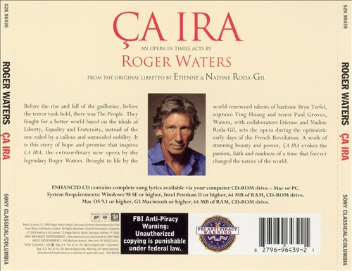Roger Waters - Ca ira [CD Version]