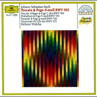 Bach, J.S.: Toccata & Fugue BWV 565; Organ Works BWV 534, 542, 564 & 525