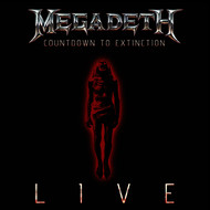 Megadeth - Countdown To Extinction: Live