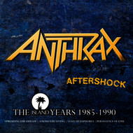 Anthrax - Aftershock - The Island Years 1985 - 1990 (Explicit)
