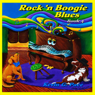 Kevin G. Pace - Rock 'n Boogie Blues Book 4