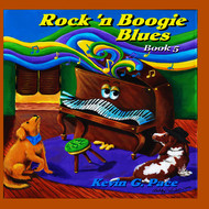 Kevin G. Pace - Rock 'n Boogie Blues Book 5