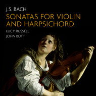 J.S. Bach: Six Sonatas for violin & harpsichord