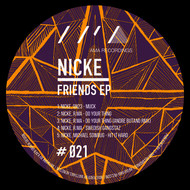 Nicke - Friends EP