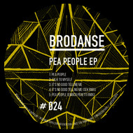 Brodanse - Pea People EP