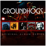 The Groundhogs - Original Album Series