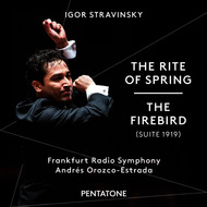 Stravinsky: The Rite of Spring & The Firebird