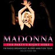 Madonna - The Party's Right Here (Live)