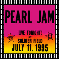 Pearl Jam - Soldier Field, Chicago, July 11th, 1995 (Remastered, Live On Broadcasting)