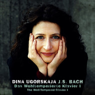 Dina Ugorskaja - Bach: The Well-Tempered Clavier, Vol. I