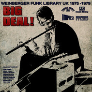 Various Artists - Big Deal! Weinberger Funk Library UK 1975-79
