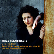 Dina Ugorskaja - The Well-Tempered Clavier, Vol. II
