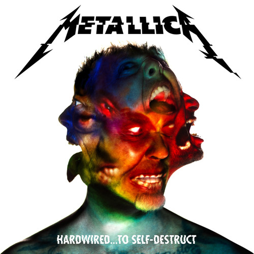 Albumcover  - Hardwired…To Self-Destruct (Explicit)
