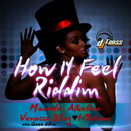 Various Artists - How It Feel Riddim - EP