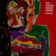 The Naked Sweat Drips - Framed