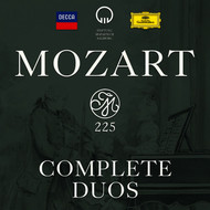 Various Artists - Mozart 225: Complete Duos