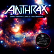 Anthrax - The Sound of Live Noise: Live at the Wallace Civic Centre, Fitchburg MA 08 Aug '93 (Remastered)