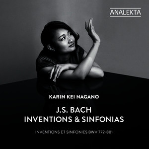 J.S. Bach: Inventions & Sinfonias, BWV 772-801