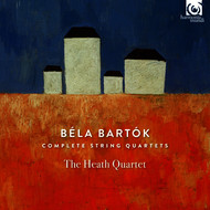 Heath Quartet - Bartok: Complete String Quartets
