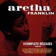Aretha Franklin - The Complete Releases 1956-62