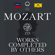 Various Artists - Mozart 225 - Works Completed by Others