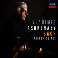 Vladimir Ashkenazy - Bach: French Suite No.3 in B Minor, BWV 814 - 1. Allemande