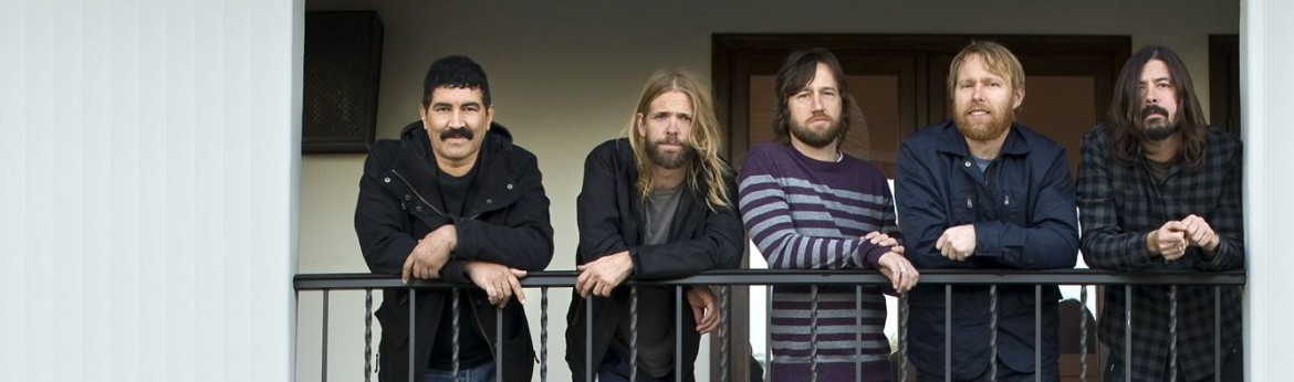 Bild von Foo Fighters